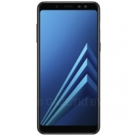 Смартфон Samsung A730F Galaxy A8+ 2018 Black