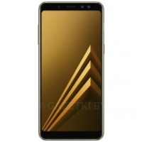 Смартфон Samsung A730F Galaxy A8+ 2018 Gold