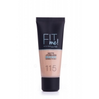 Тональный крем Maybelline New York Fit Me Matte + Poreless