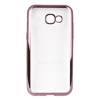 Чехол Remax Air Series Samsung A320 (A3-2017) Pink