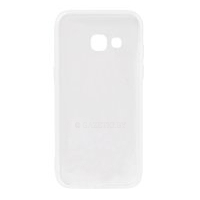 TPU Чехол Remax Ultra Thin Silicon 0.2 mm Samsung Galaxy A3 (A320) White