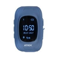 Смарт-часы ATRIX iQ300 GPS Dark Blue