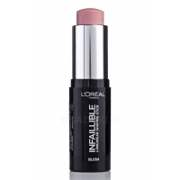 Румяна для лица L'Oreal Paris Infaillible Blush Shaping Stick кремовые