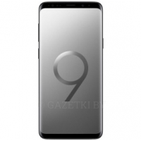 Смартфон Samsung G965 Galaxy S9+ 64Gb Titanium Gray