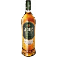 Виски Grants Sherry Cask 0.7 л 40% (5010327205199)