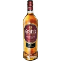 Виски Grants Family Reserve 0.7 л 40% (5010327000404)