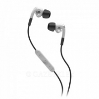 Наушники Skullcandy Fix In-Ear White/Chrome (S2FXFM-072)