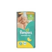 Подгузники Active Baby New Baby Mini, 66 шт. TM «Pampers»