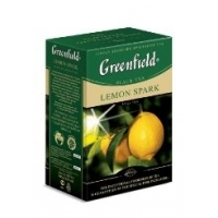 Чай черный Greenfield Lemon Spark 100 г