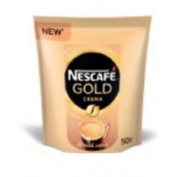 Кофе Nescafe Gold Сгема, 50 г