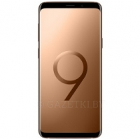 Смартфон Samsung G965 Galaxy S9+ 64Gb Gold
