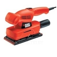 Виброшлифмашина Black&Decker KA300