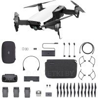 Квадрокоптер DJI Mavic Air Arctic White Fly More Combo (CP.PT.00000168.01)
