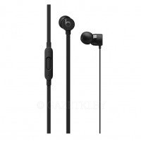 Наушники urBeats3 Earphones with Lightning Connector Black (MQHY2ZM/A)