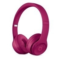 Наушники Beats Solo3 Wireless On-Ear Neighborhood Collection Brick Red (MPXK2ZM/A)