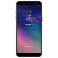 Смартфон SAMSUNG Galaxy A6 3/32GB Black (SM-A600FZKN)