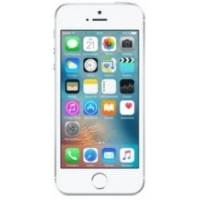 Смартфон APPLE iPhone SE 64 GB (Space Silver) (MLM72)