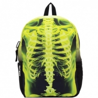 Рюкзак Mojo Yellow X-Ray Ribs Рентген, 21 л