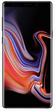 Смартфон SAMSUNG Galaxy Note 9 6/128GB Midnight Black (SM-N960FZKDSEK)