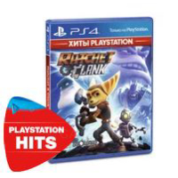 Диск PS4 Ratchet & Clank (Blu-ray, Russian version)
