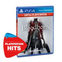 Диск PS4 Bloodborne (Blu-гау, Russian subtitles)