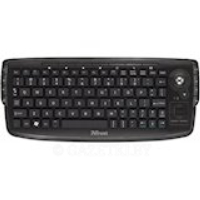 Клавиатура TRUST Adura Wireless multimedia keyboard (22062)