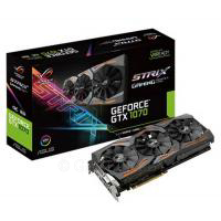Видеокарта ASUS GeForce GTX1070 8192Mb ROG STRIX GAMING OC (STRIX-GTX1070-O8G-GAMING)