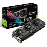 Видеокарта ASUS GeForce GTX1060 6144Mb ROG STRIX Advanced Edition (ROG-STRIX-GTX1060-A6G-GAMING)