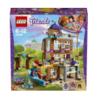 Конструктор LEGO Friends Дом дружбы (41340)