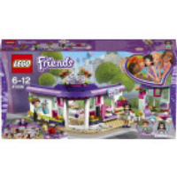 Конструктор LEGO Friends Арт-кафе Эммы (41336)