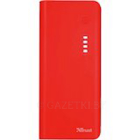 Powerbank TRUST Primo 10000 mAh Red (22752)
