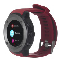 Спортивные часы ERGO Sport GPS HR Watch S010 Red