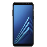 Смартфон Samsung Galaxy A8+ 2018 DS A730F Black