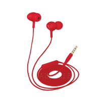 Гарнитура TRUST Urban Ziva In-ear Red