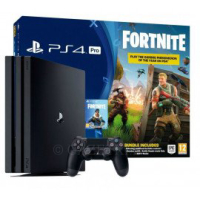 Игровая приставка Sony PlayStation 4 Pro 1Tb Black (Fortnite)