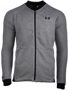 Спортивная кофта Under Armour Sportstyle 2X Bomber 1320723-035 Металлик