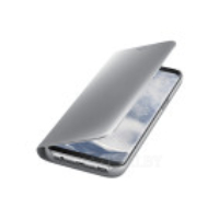 Чехол Samsung Clear View Standing Cover Silver