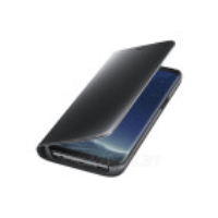 Чехол Samsung Clear View Standing Cover Black