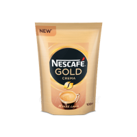 Кофе растворимый Nescafe Gold Crema 100 г