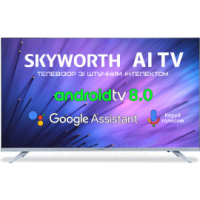 Телевизор Skyworth 40E6 AI