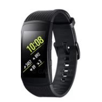 Фитнес-трекер Samsung Gear Fit 2 Pro L (Black)