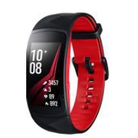 Фитнес-трекер Samsung Gear Fit 2 Pro L (Red)