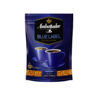 Кофе растворимый Blue Label ТМ Ambassador 60 г