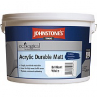 Краска Johnstone's Acrylic Durable Matt 10 л