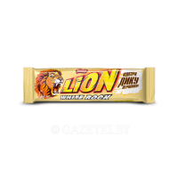 Батончик Nestle Lion White Rock 42 г