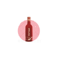 Водка Red Berry ТМ «Хортица» 0,5 л