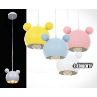 Подвес Accento lighting Micky 1x40 Вт E27