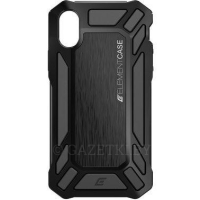 Чехол Element Case для iPhone X / Xs Roll Black