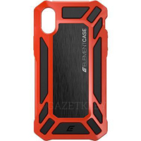 Чехол Element Case для iPhone X / Xs Roll Black/Red