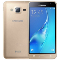 Смартфон Samsung J320H/DS Galaxy J3 (2016) Gold